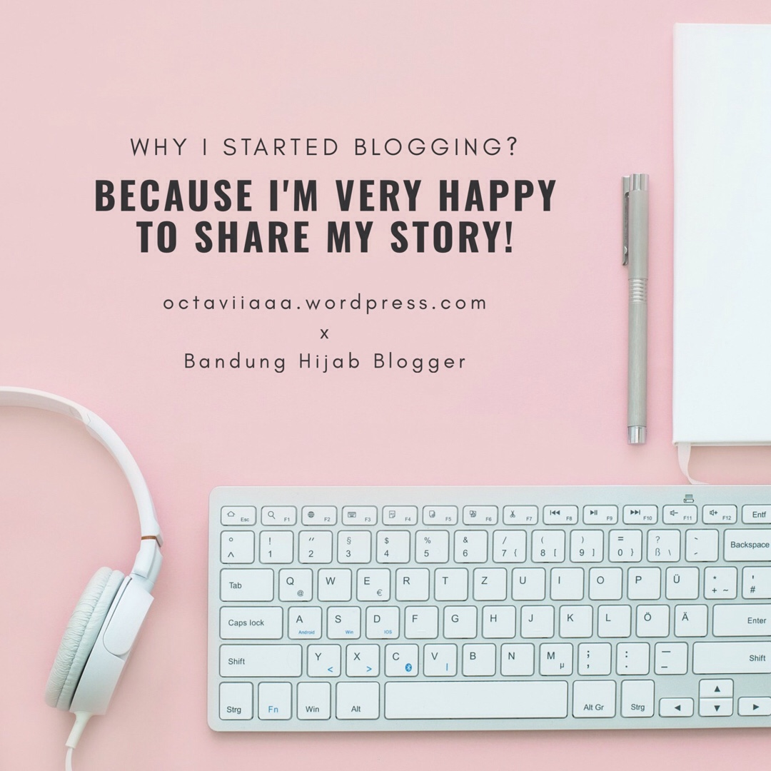 Because I'm Very Happy To Share My Story!