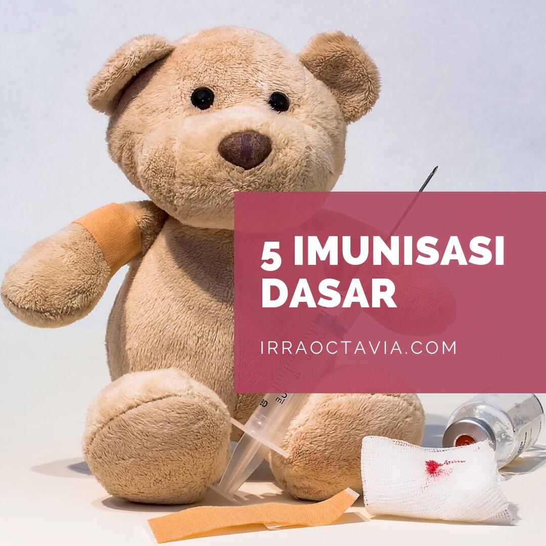 5 Imunisasi Dasar Untuk Bayi Baru Lahir